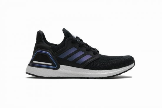 adidas Ultra Boost 2020 ISS US National Lab Core Black Blue Violet